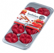 Bolsius Wax Melts - Baked Apple Pack 8